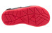 Keen Rock Iguana - Tongs - gris/rouge